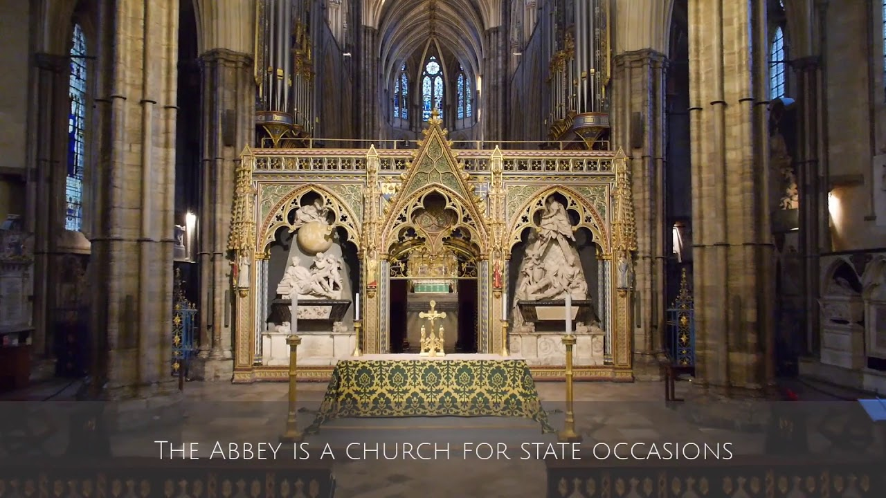 The Next Chapter Drone In Westminster Abbey Youtube