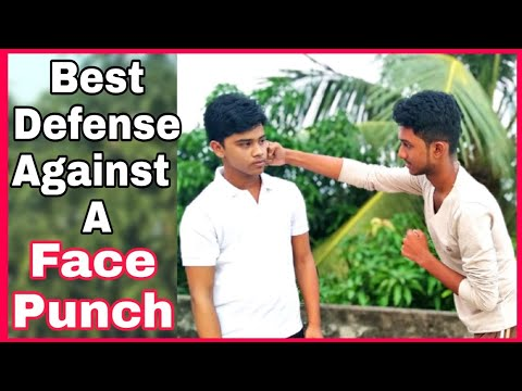 How To Defend A Punch || Self-defence Training In Hindi