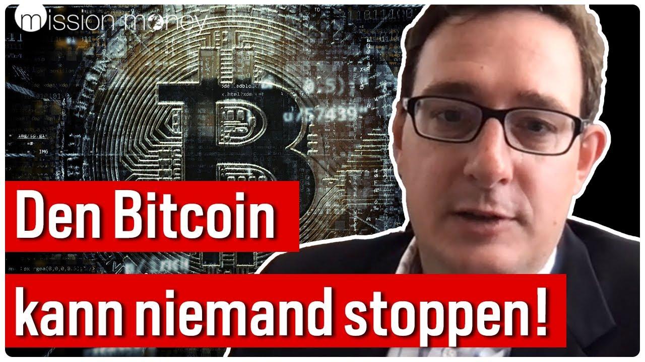 Experte: Darum bin ich überzeugt vom Bitcoin! // Philipp Sandner bei Mission Money