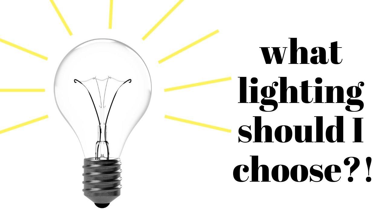Download Incandescent vs Fluorescent vs LED Lighting ??