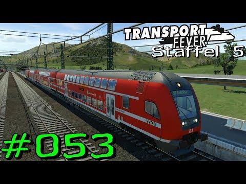 Transport Fever S5 #53 - RB Hannover Fulda (Bau) [Gameplay German Deutsch]
