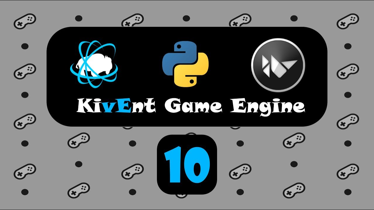 Polygon Shapes | Make Games with Python, Kivy and KivEnt Game Engine (Part  10)