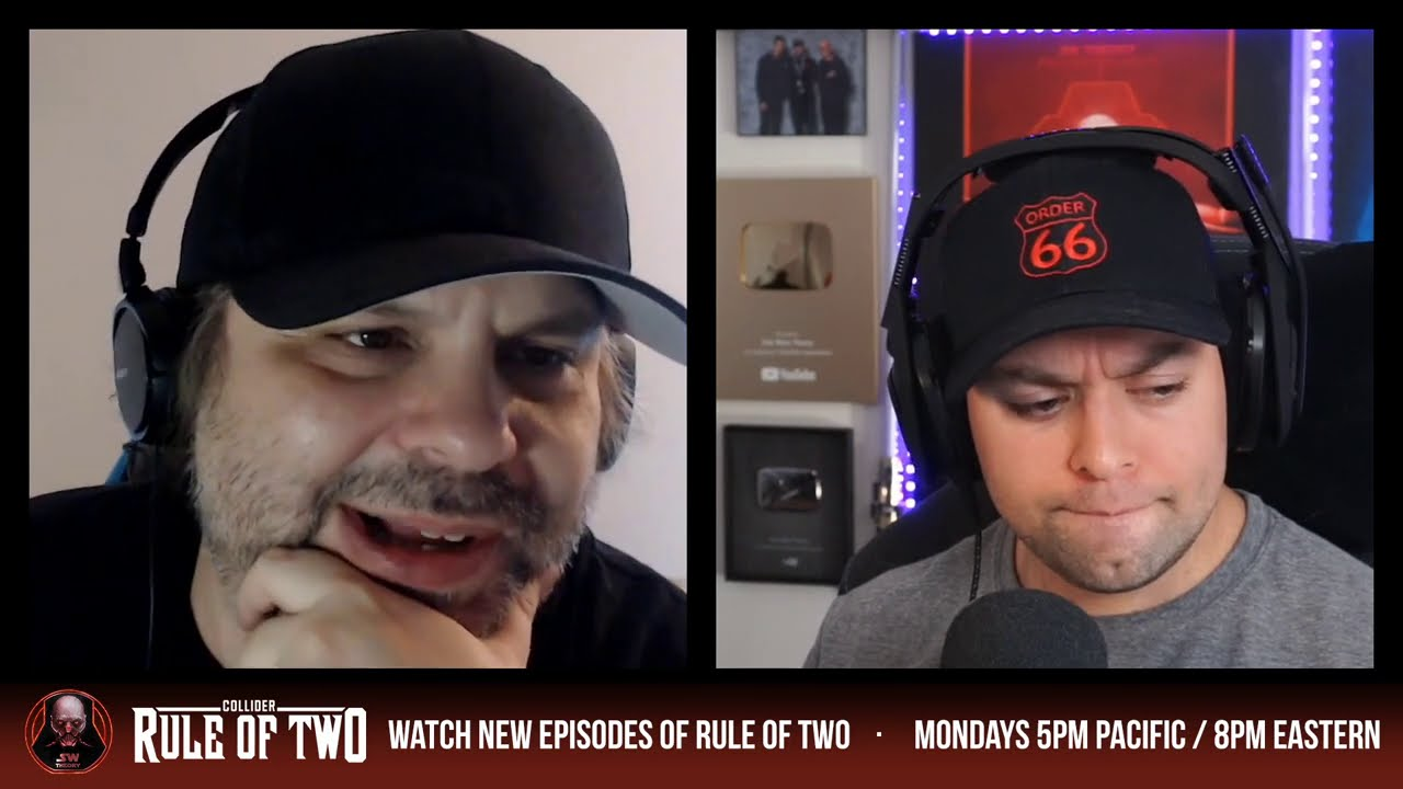 Let's Talk Star Wars - Rule of Two