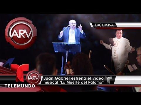 Exclusiva: Juan Gabriel estrena