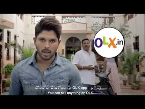 Allu Arjun OLX Ad – Big Brother
