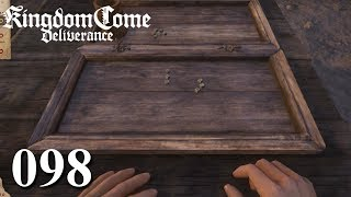 KINGDOM COME: DELIVERANCE [#098] ★ Der bscheißt doch! | Let