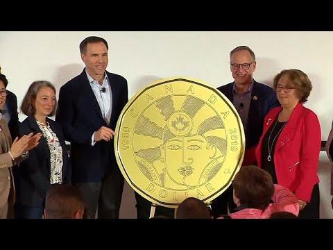الكشف عن قطعة نقدية تذكارية في كندا تخص المثليين ومتحولي الجنس …  - 14:53-2019 / 4 / 24