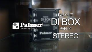 Palmer PAN 04 Passive DI (Demo) | Kitharra