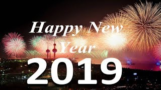 Happy New Year 2019 Whatsapp new year status greeting cards wishes message quotes