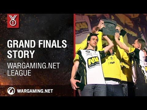Grand Finals Story. Wargaming.net League