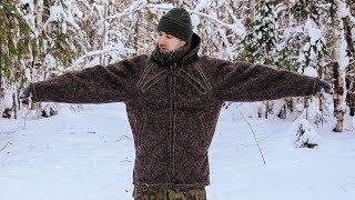"""Куртка суконная """"Медведицца"""". Обзор."""