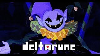 АХ ТЫ Ж ЧЕРТ! ЧТО ТЫ ТАКОЕ?! | Undertale 2 \ Deltarune