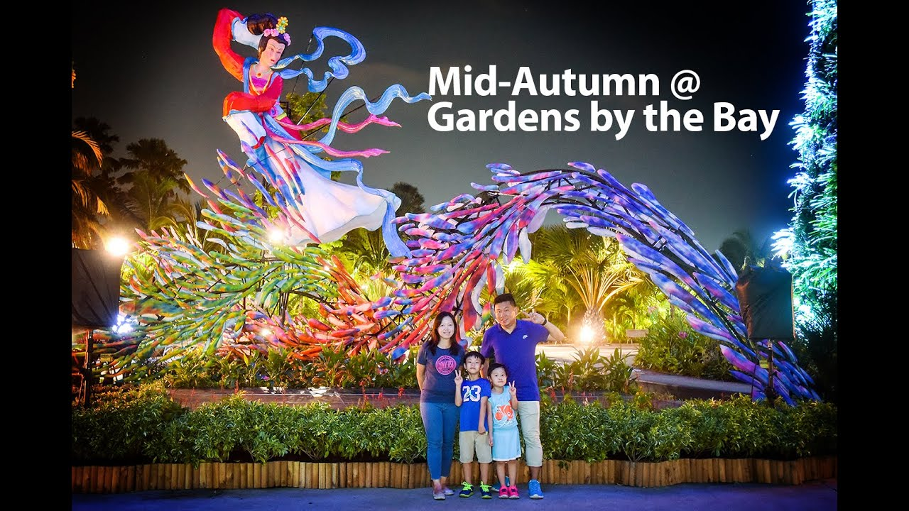 Perfect Mid Autumn At Gardens By The Bay   3 To 18 Sep 2016