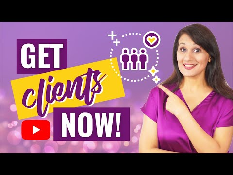 YouTube Marketing Strategy 2021: Get CLIENTS From YouTube (free giveaway inside!)