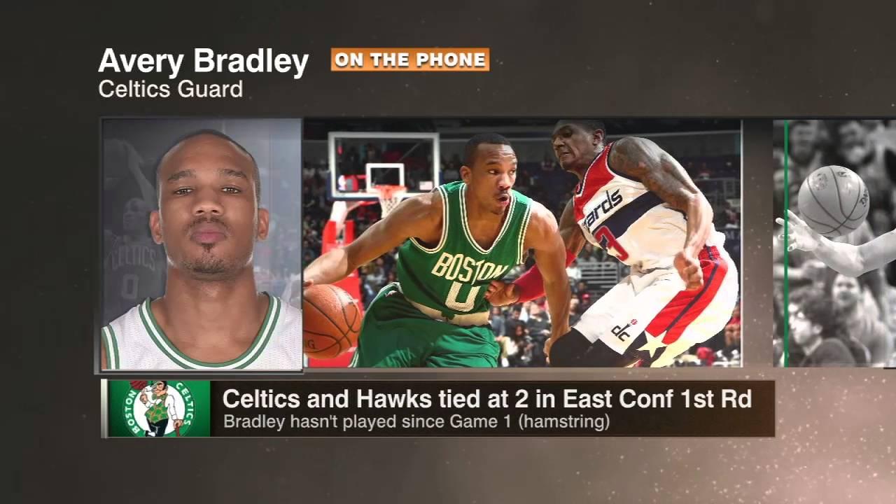 buy popular fc63e afc8e Texas Men's Basketball: Avery Bradley Calls into LHN [April 26, 2016]
