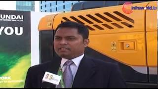 Hyundai's 9 series excavators at bC India