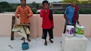 Swift gadi farva gujarati funny song by sanju and company