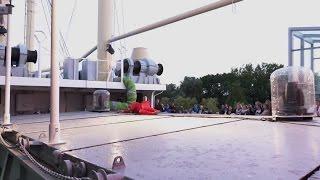 "LichtKlangNacht IGA Park Rostock ""Alice im Wunderland"" am 21.08.2015"