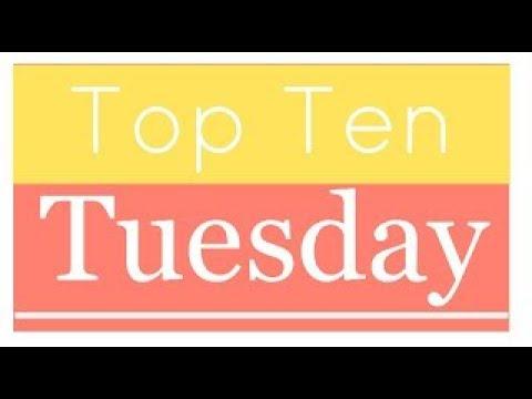 #Top10Tues   10 Books My Grandmother Gave Me TBR Plus Feb Pick