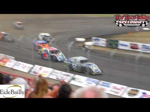 Red River Valley Speedway IMCA Sport Mod Heats (8/17/18)