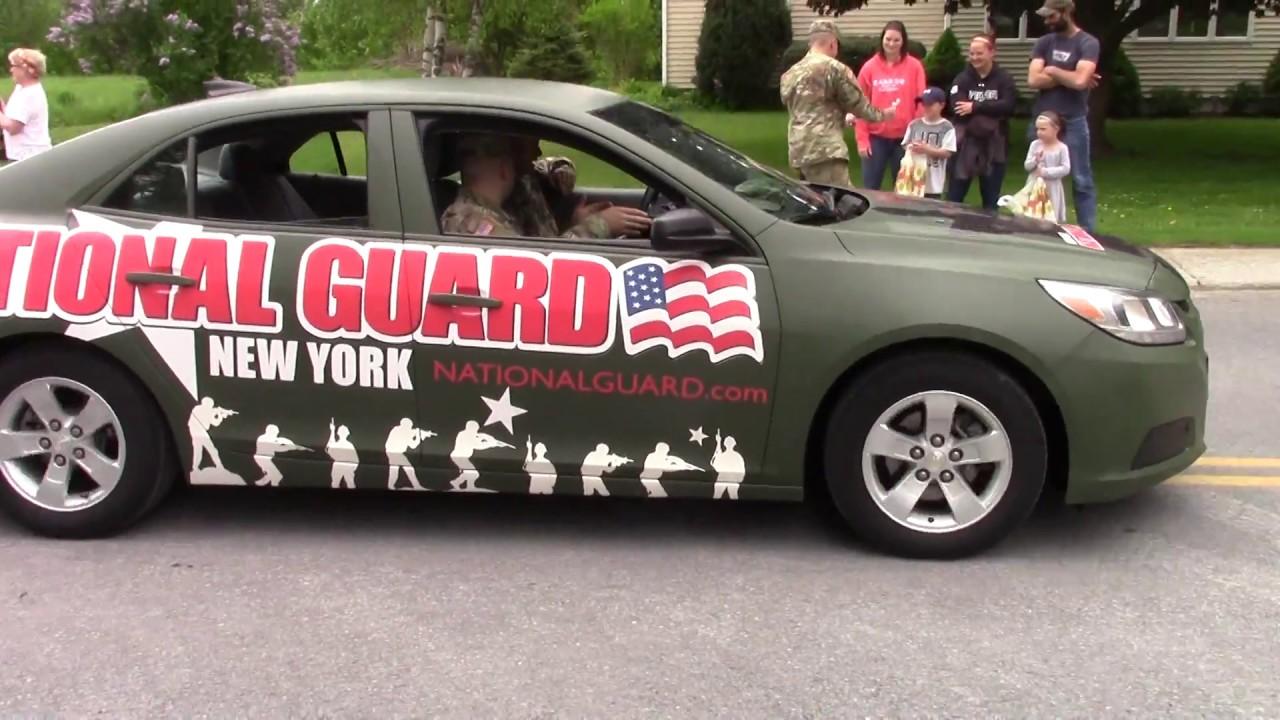 Chazy Memorial Day Parade  5-27-18