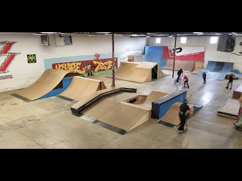 What's New For Evolve Action Sports Park Denver In 2018