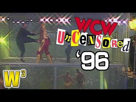 WCW Uncensored 1996 Review | Wrestling With Wregret