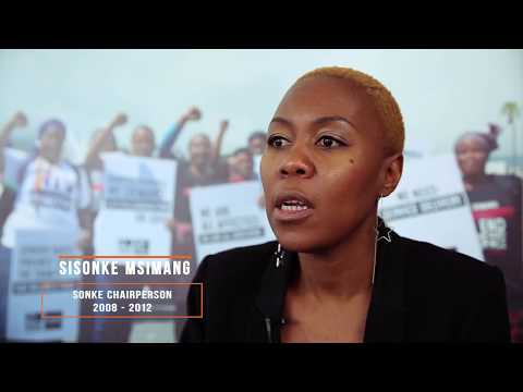 Sonke Gender Justice 10 Year Anniversary Film - produced by Reel Epics Productions