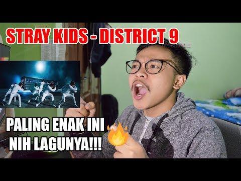 STRAY KIDS - DISTRICT 9 MV REACTION ( AKHIRNYA DEBUT JUGA!! )