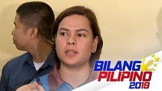 Pagod na sa kampanya si Sara Duterte