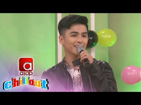 ASAP Chillout: Teejay Marquez sings