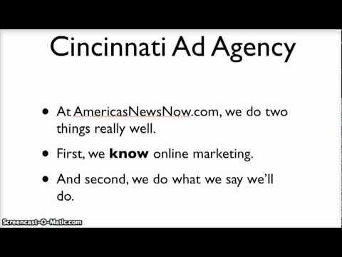 Cincinnati Ad Agency-Need More Info On Cincinnati Ad Agencies?