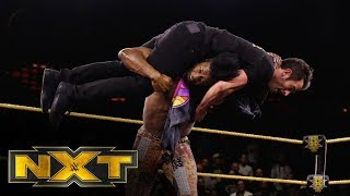 The Velveteen Dream returns to take out Undisputed ERA: WWE NXT, Feb. 5, 2020