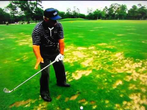 "Lee Trevino - The ""Bump and Run"" Shot"