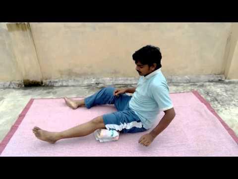 Knew Joint Pain Relife Exercises In Telugu Yoga Method Part 5 Youtube