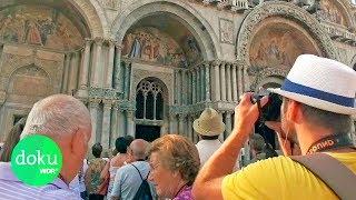 Venedig: Zerstören die Touristen die Stadt? | WDR Doku