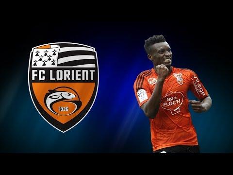 Benjamin Moukandjo ● All Goals - 2016 ● FC Lorient