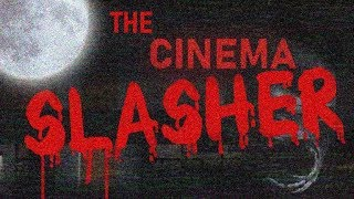ROBLOX | The Cinema Slasher | We will be something of a death! [English]
