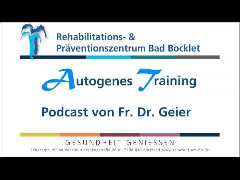 Autogenes Training - Übungen als MP3 zum anhören