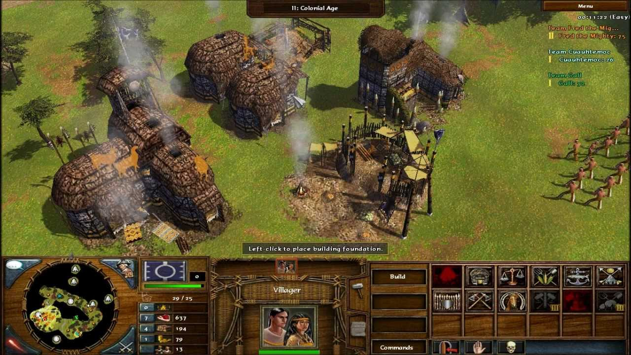 age of empires 3 online download full game