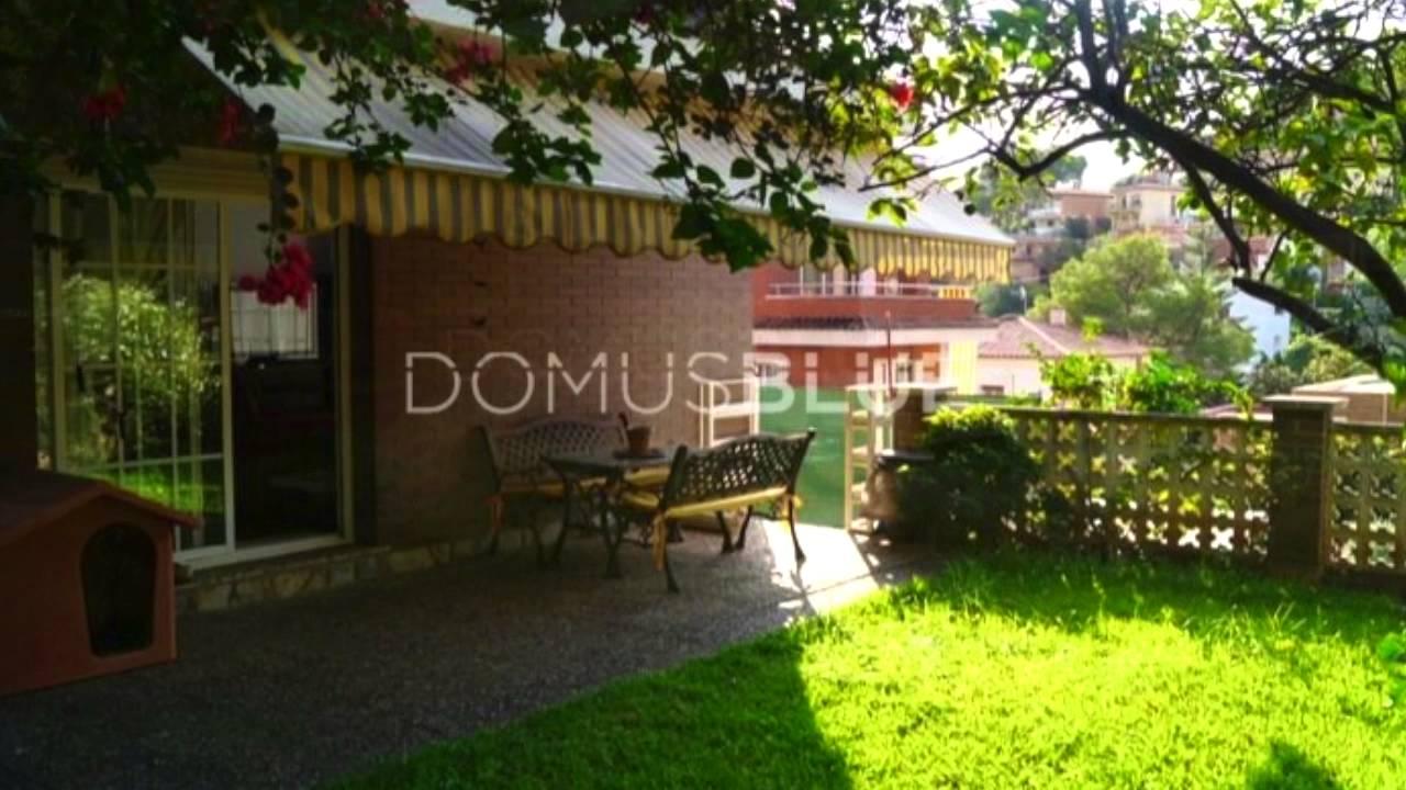 Casa con jard n house with garden castelldefels - Casa con jardin barcelona ...