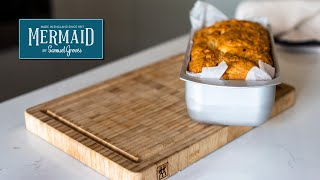 How to care and season your Mermaid Bakeware