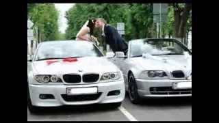 Машины на свадьбу Минск