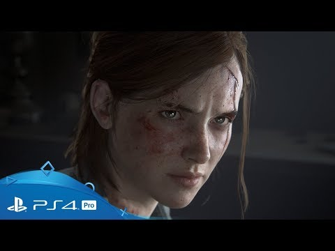 The Last Of Us Part II | PSX 2016 Reveal | PS4 Pro