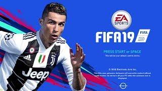 FIFA 19 versi MURAH dong ? Gameplay FIFA 19 PC