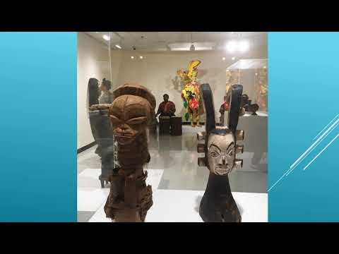 """A Single Bracelet Does Not Jingle: Recent Donations of African Art to the Visual Arts Collection"""