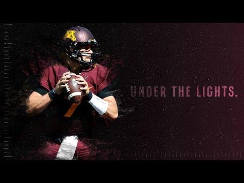 "Minnesota Football - ""Under The Lights"" (Minnesota vs. Oregon State, Sept. 1)"