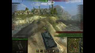Эксклюзив! Новая физика движения танков World Of Tanks!