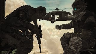 Ghost Recon Future Soldier Sniper Campaign Mission Gameplay