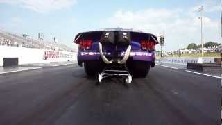 Wild Bill Devine XTF ADRL VMP qualifing Bullseye power with new VED heads 4.32@ 167MPH